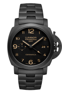 TUTTONERO - Luminor 1950 3 Days GMT Automatic Ceramica - 44mm