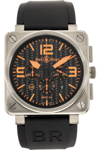 BR01-94-TO Chronograph Limited Edition  Titanium Automatic