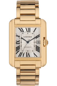 Tank Anglaise XL Yellow Gold Automatic