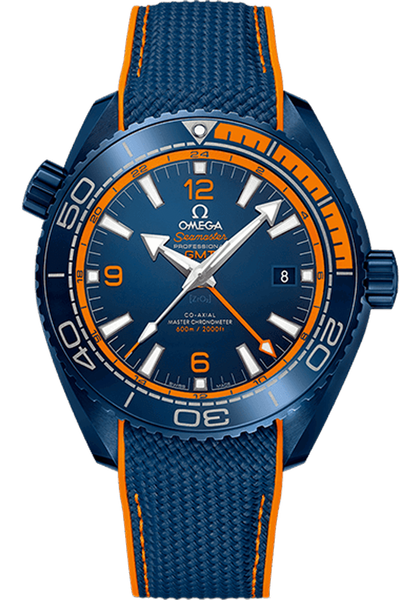 Seamaster Planet Ocean 600M Co-axial Master Chronometer GMT 45.5MM