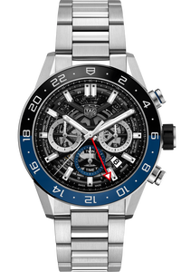 Carrera Chronograph GMT