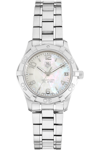 Aquaracer Stainless Steel Quartz