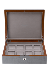 Heritage 8 Watch Case - Grey