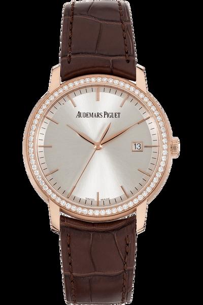 Jules Audemars  Rose Gold Automatic