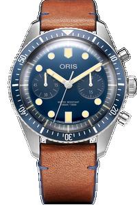 Divers Sixty-Five Bucherer BLUE