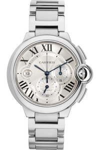 Ballon Bleu de Cartier Chronograph  Stainless Steel Automatic