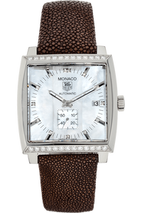 Monaco Stainless Steel Automatic