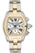 Roadster Chronograph Yellow Gold and Stainless Steel Automatic