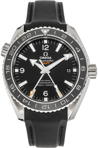 Seamaster Planet Ocean GMT Stainless Steel Automatic
