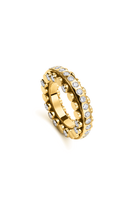 Dizzler Ring in 18K Yellow Gold