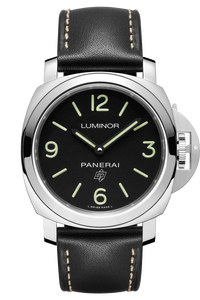 Luminor Base Logo 3 Days Acciaio - 44mm