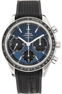 Speedmaster Racing Co-Axial Chronograph Stainless Steel Automatic