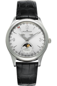 Master Calendar Moonphase Stainless Steel Automatic