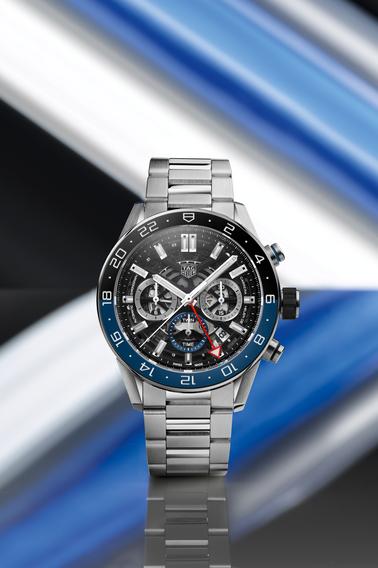 Carrera Chronograph GMT