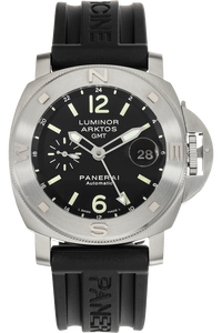 Submersible Arktos GMT Stainless Steel Automatic