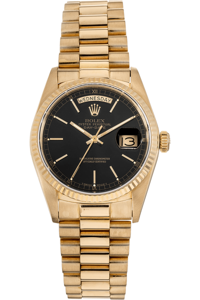 Day-Date Circa 1980's Yellow Gold Automatic