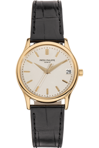 Calatrava Reference 3998 Yellow Gold Automatic