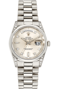 Day-Date Platinum Automatic