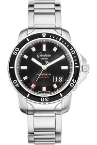 Sport Evolution Panorama Date Stainless Steel Automatic