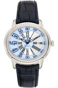 Millenary White Gold Automatic