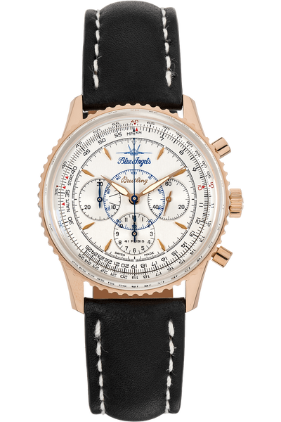 Navitimer Montbrillant Blue Angels LE Rose Gold Automatic