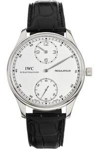 Portuguese Regulateur Limited Edition Platinum Manual