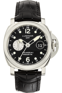 Luminor Regatta GMT 2002 Stainless Steel Automatic