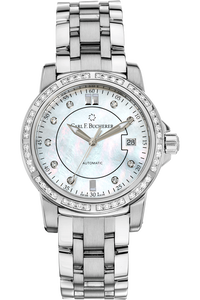 Patravi Autodate Stainless Steel Automatic