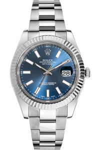 Datejust II White Gold and Stainless Steel Automatic