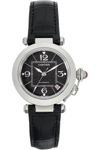 Pasha C Limited Edition Stainless Steel Automatic