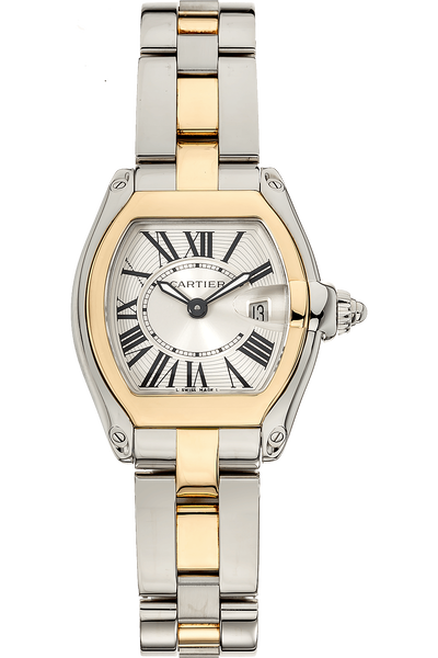 Roadster Yellow Gold and Stainless Steel Quartz