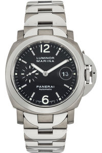 Luminor Marina Titanium and Stainless Steel Automatic