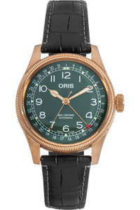 Big Crown Bronze and Stainless Steel Automatic