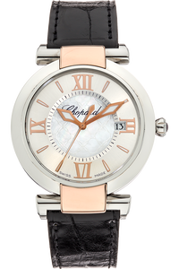 Imperiale Rose Gold and Stainless Steel Quartz