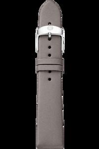 16MM Gray Satin Tech Strap