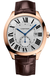 Drive de Cartier Watch in Pink Gold