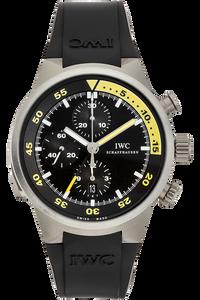 Aquatimer Split Minute Chronograph Titanium Automatic