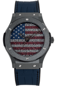 Classic Fusion Liberty Bang LE Ceramic and Titanium Automatic