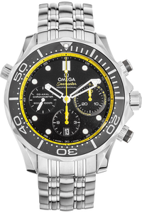 Seamaster Diver Co-Axial Chronograph Stainless Steel Automatic