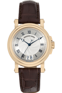 Marine Big Date Yellow Gold Automatic