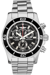 Superocean Chronograph M2000 Stainless Steel Quartz