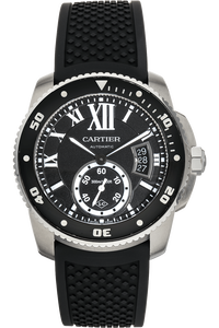 Calibre de Cartier Diver Stainless Steel Automatic