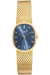Ellipse Reference 3748 Yellow Gold Manual