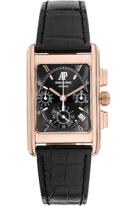 Edward Piguet Chronograph  Rose Gold Automatic