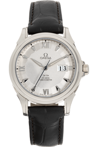 De Ville Co-Axial LE White Gold and Stainless Steel Automatic