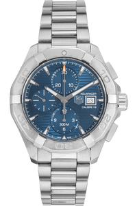Aquaracer Chronograph Stainless Steel Automatic