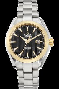 Seamaster Aqua Terra Co-Axial