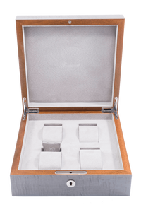 Heritage 4 Watch Case - Grey