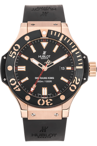 Big Bang King Rose Gold and Ceramic Automatic