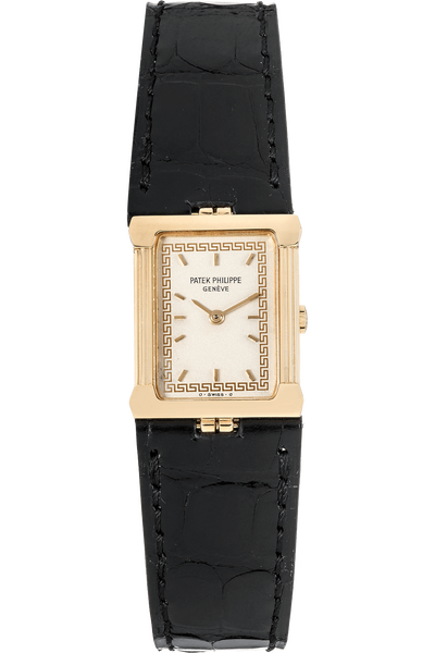 Les Grecques Reference 4631 Yellow Gold Manual